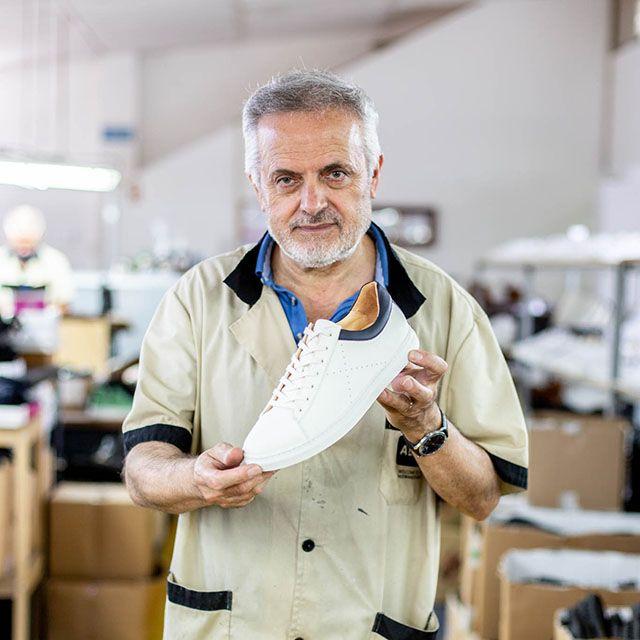 Les sneakers éco-responsables