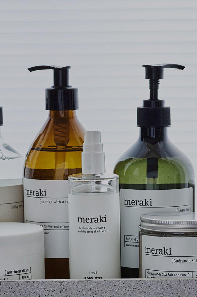 Push catalogue - Meraki