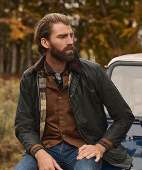 Barbour Homme