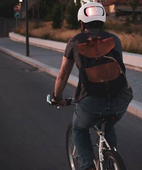 Lumos Helmet mixte