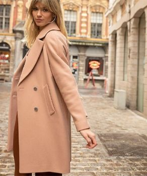 Trench And Coat Damen